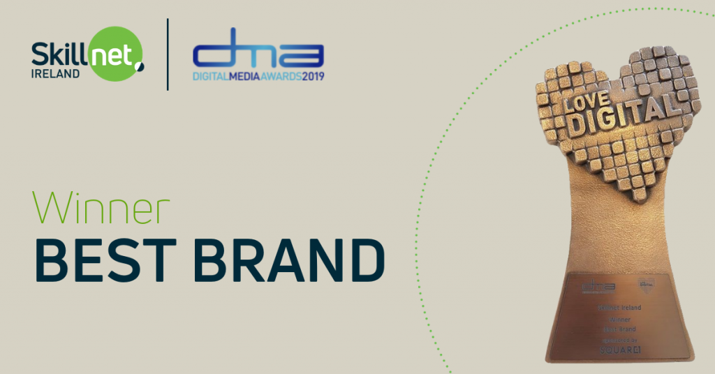 Social Media Image for Best Brand Award